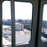 View from Automated People Mover