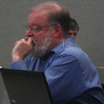 Bill Swan at the January 2011 BACnet meeting in Las Vegas